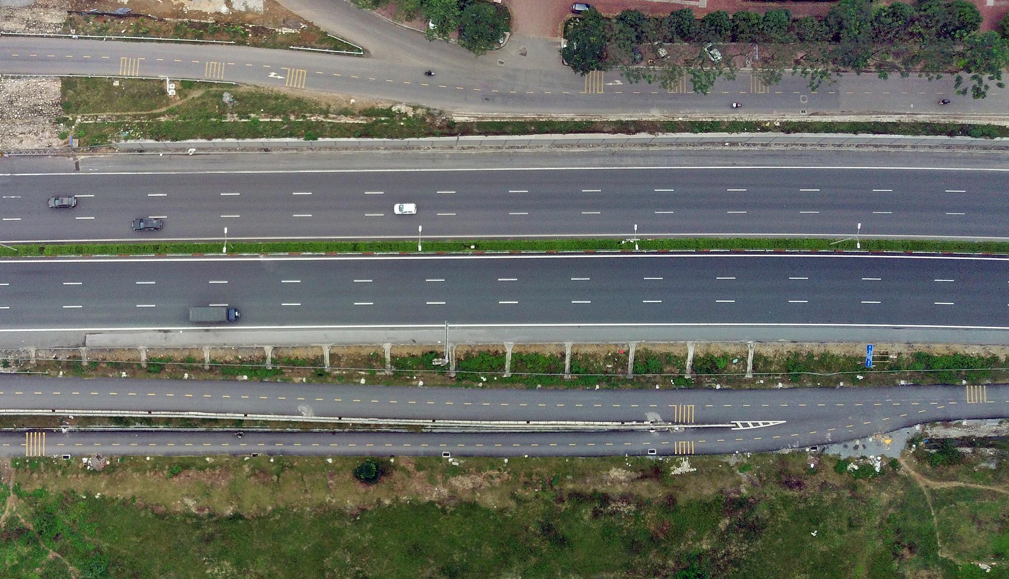 Những dự án hưởng lợi từ đường nối cao tốc Pháp Vân - Cầu Giẽ với Vành đai 3 - Ảnh 4.