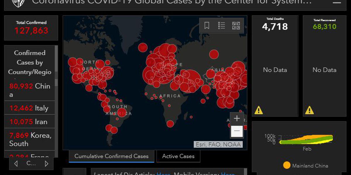 Cảnh báo bản đồ virus corona giả mạo phát tán malware và cách đề phòng - Ảnh 1.