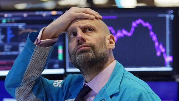 11.500 tỷ USD thời Trump bay hơi khỏi thị trường chứng khoán Mỹ - Ảnh 2.