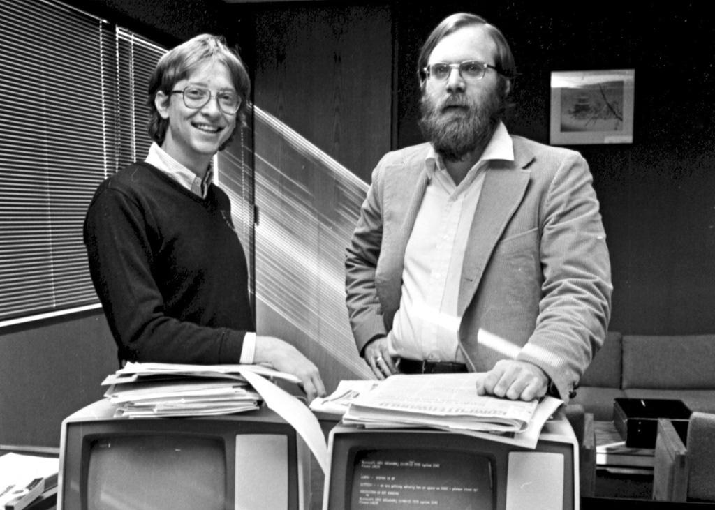 40 năm Bill Gates thay đổi thế giới cùng Microsoft - Ảnh 2.