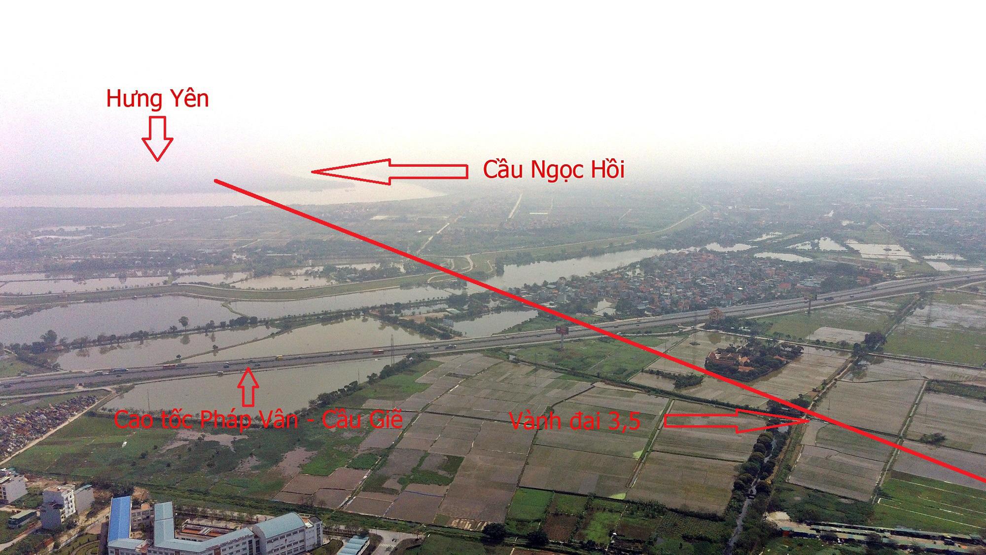 Hướng hóa giải ùn tắc cầu Thanh Trì - Ảnh 13.