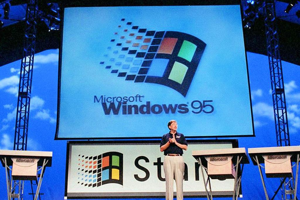 40 năm Bill Gates thay đổi thế giới cùng Microsoft - Ảnh 4.