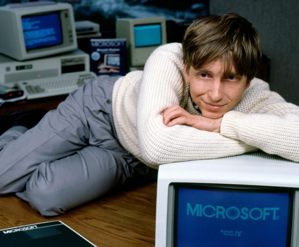 40 năm Bill Gates thay đổi thế giới cùng Microsoft - Ảnh 3.
