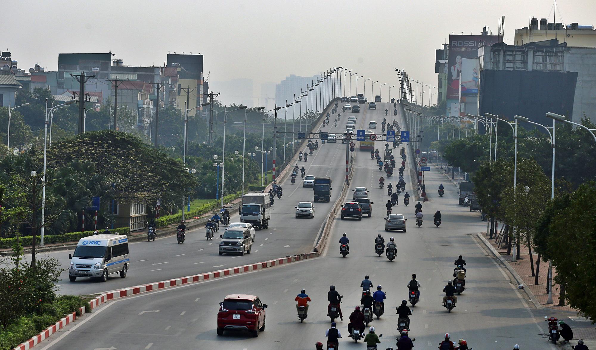 Hướng hóa giải ùn tắc cầu Thanh Trì - Ảnh 9.