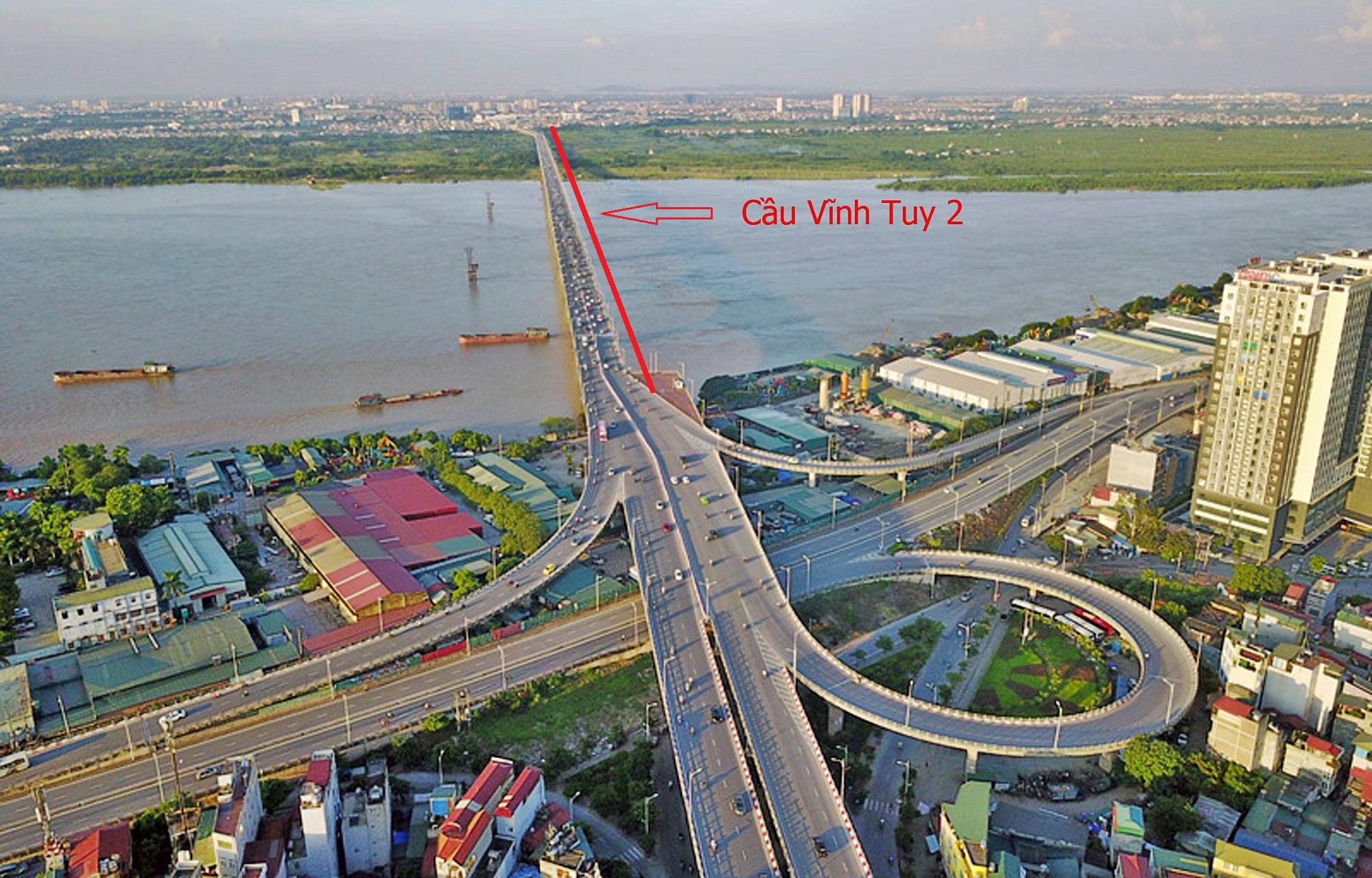 Hướng hóa giải ùn tắc cầu Thanh Trì - Ảnh 10.