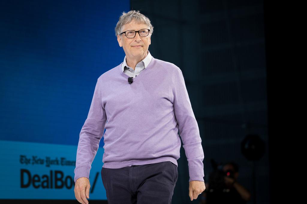 40 năm Bill Gates thay đổi thế giới cùng Microsoft - Ảnh 10.