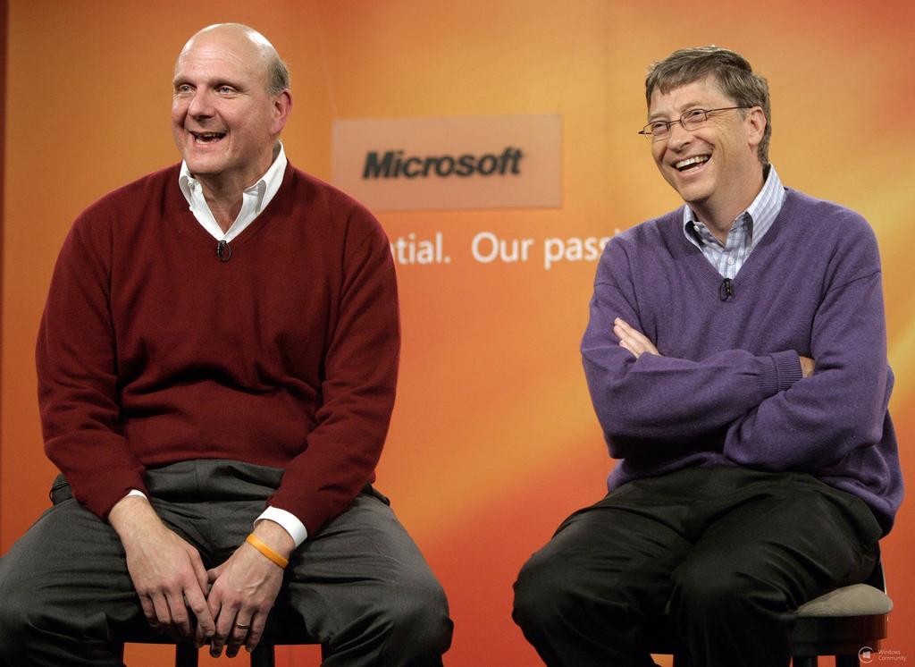 40 năm Bill Gates thay đổi thế giới cùng Microsoft - Ảnh 5.
