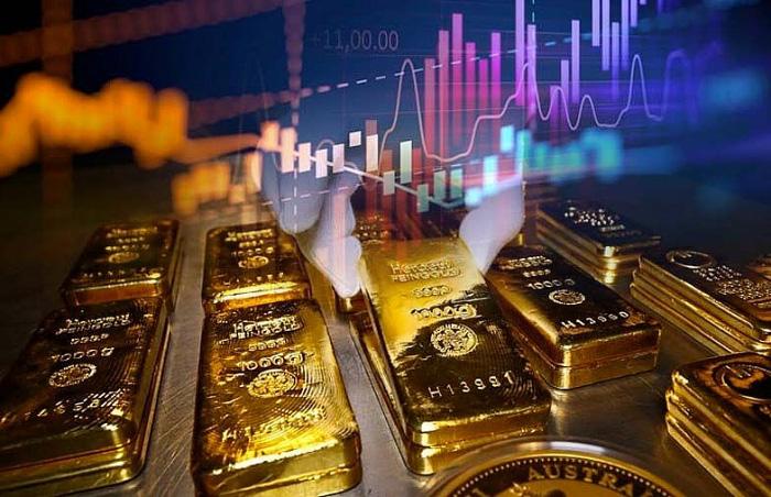 Giá vàng hôm nay 23/3: Covid-19 lây lan mạnh, giá vàng vọt lên áp sát ngưỡng 1.500 USD/ ounce.  - Ảnh 2.