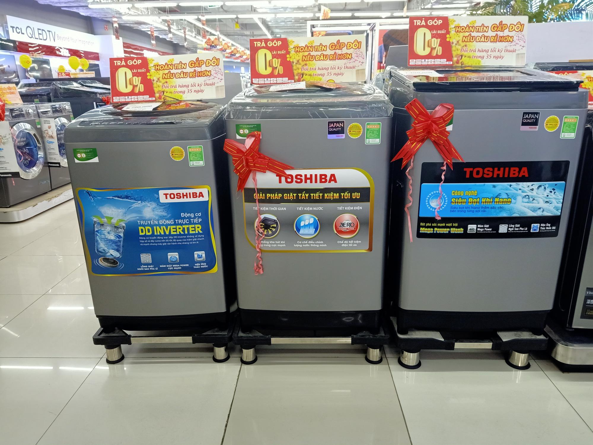 Điện lạnh giảm giá: Tủ lạnh có nhiều chương trình khuyến mãi khi nhu cầu dự trữ thức ăn tăng lên - Ảnh 4.