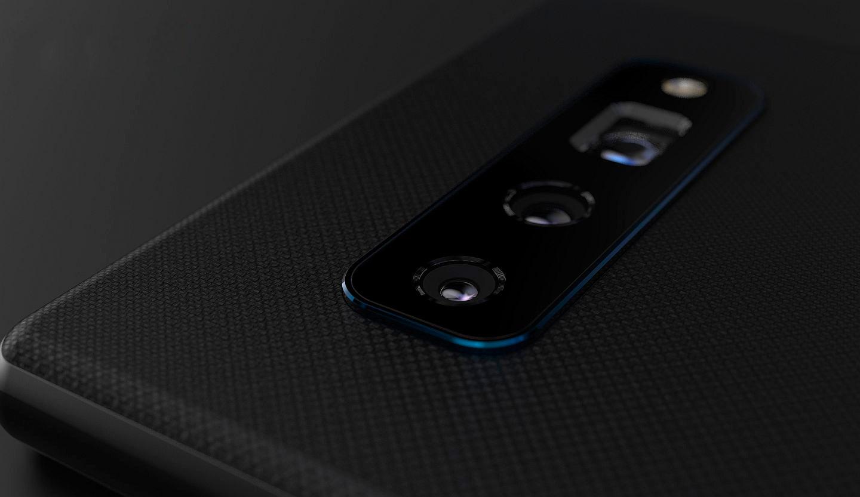 Lạ mắt với concept điện thoại 5G Samsung Galaxy Note 20 theo phong cách camera Note 8 - Ảnh 4.