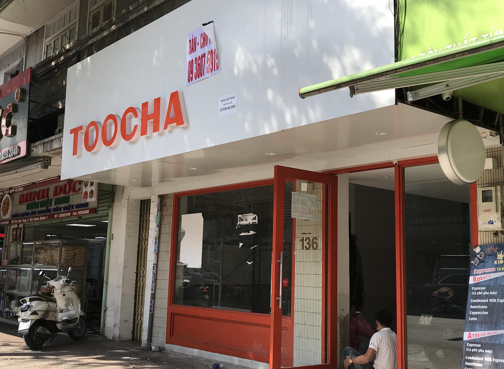 Hình ảnh loạt cửa hàng Toocha, sữa đậu nành Mr Bean của Shark Thủy, thậm chí 7-Eleven cũng đóng cửa vì Covid-19 - Ảnh 4.