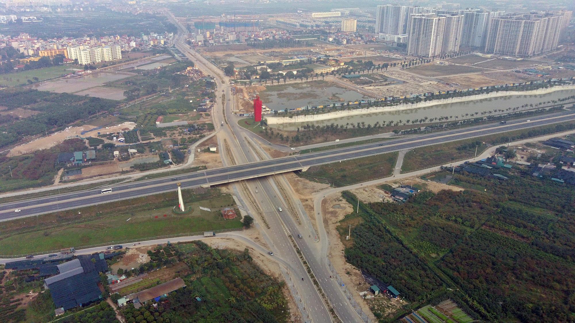 Chuẩn bị lên quận, hạ tầng giao thông huyện Gia Lâm đang thay đổi 'chóng mặt' - Ảnh 11.