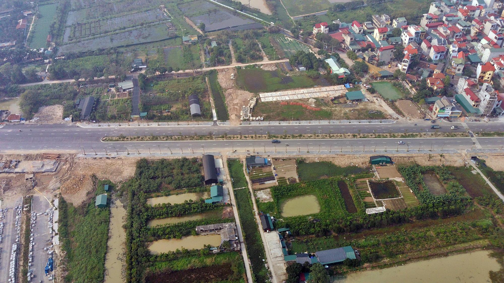Chuẩn bị lên quận, hạ tầng giao thông huyện Gia Lâm đang thay đổi 'chóng mặt' - Ảnh 5.