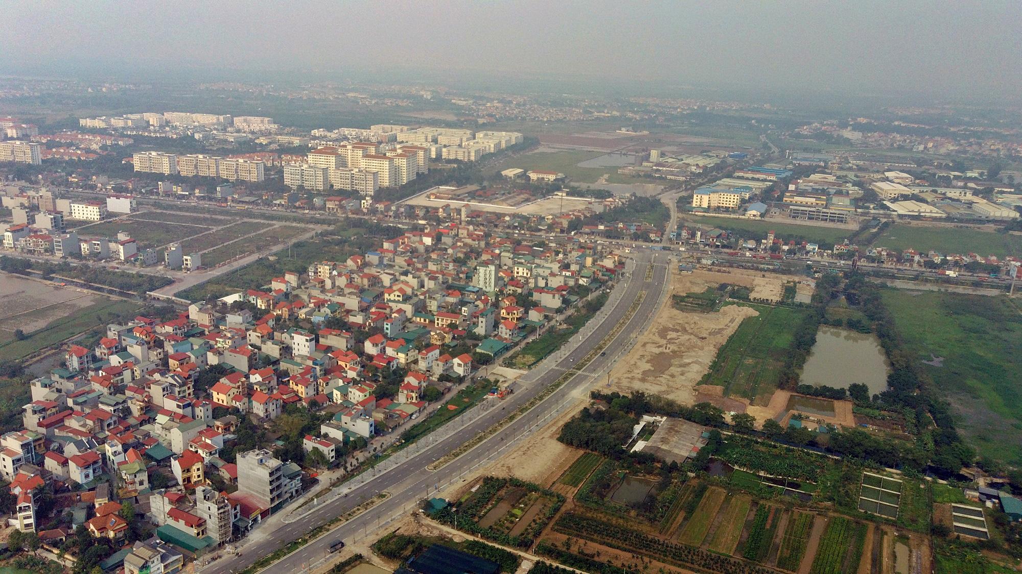 Chuẩn bị lên quận, hạ tầng giao thông huyện Gia Lâm đang thay đổi 'chóng mặt' - Ảnh 6.