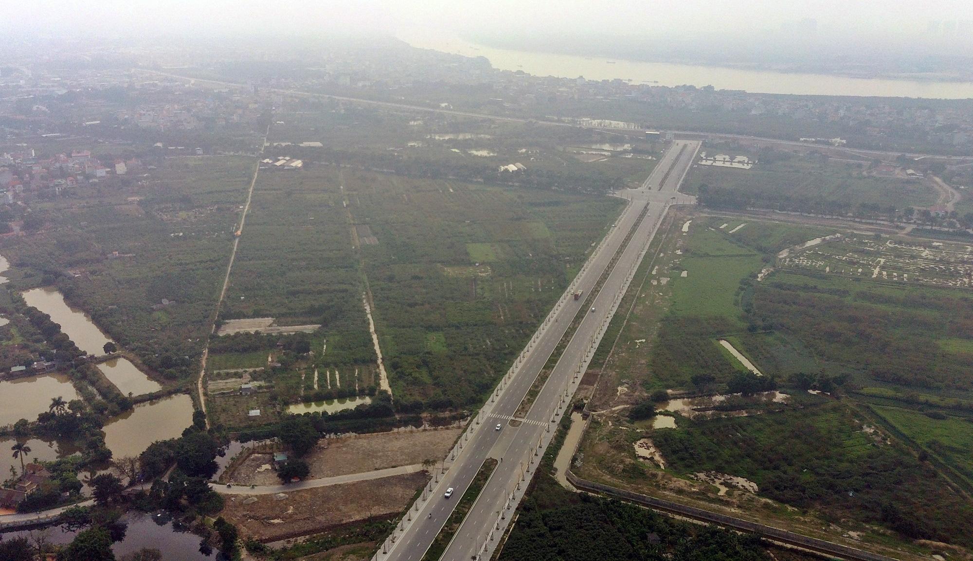 Chuẩn bị lên quận, hạ tầng giao thông huyện Gia Lâm đang thay đổi 'chóng mặt' - Ảnh 7.
