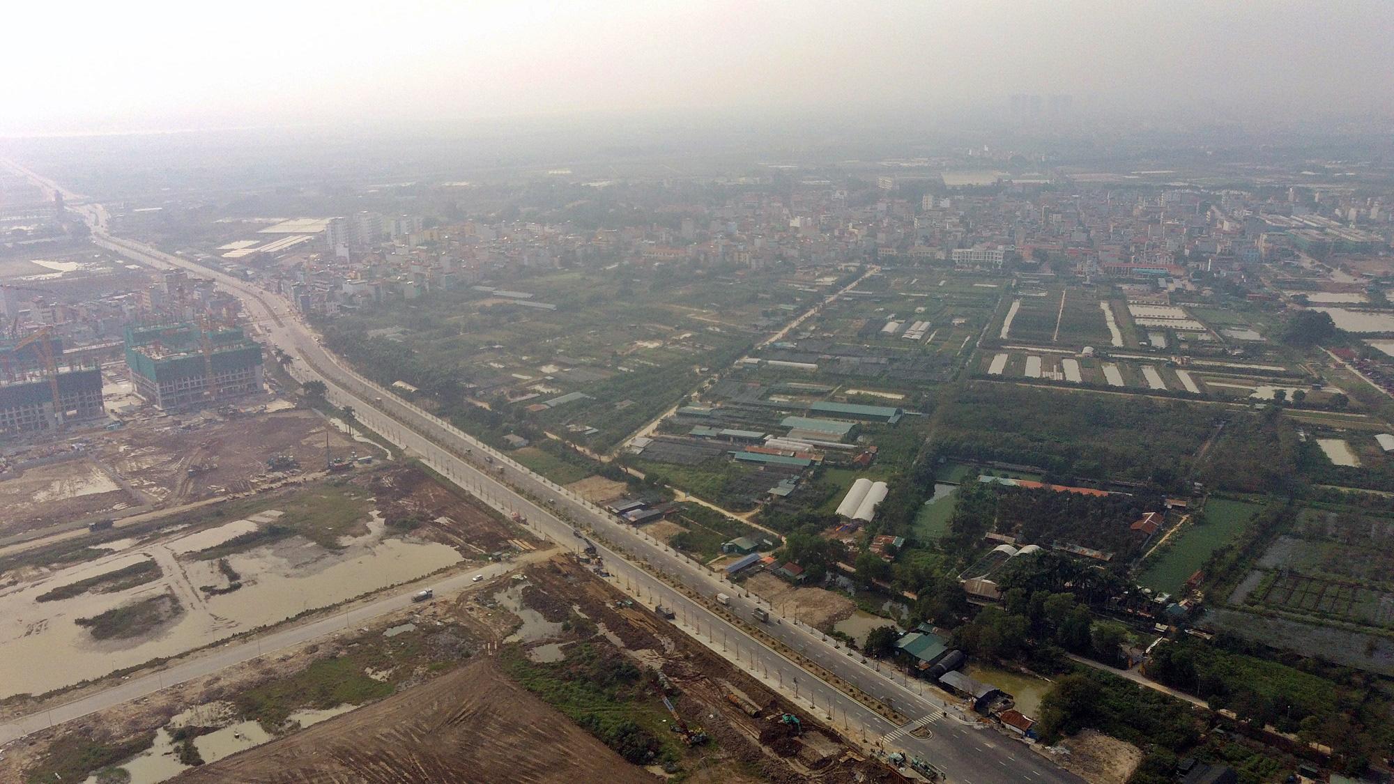 Chuẩn bị lên quận, hạ tầng giao thông huyện Gia Lâm đang thay đổi 'chóng mặt' - Ảnh 9.