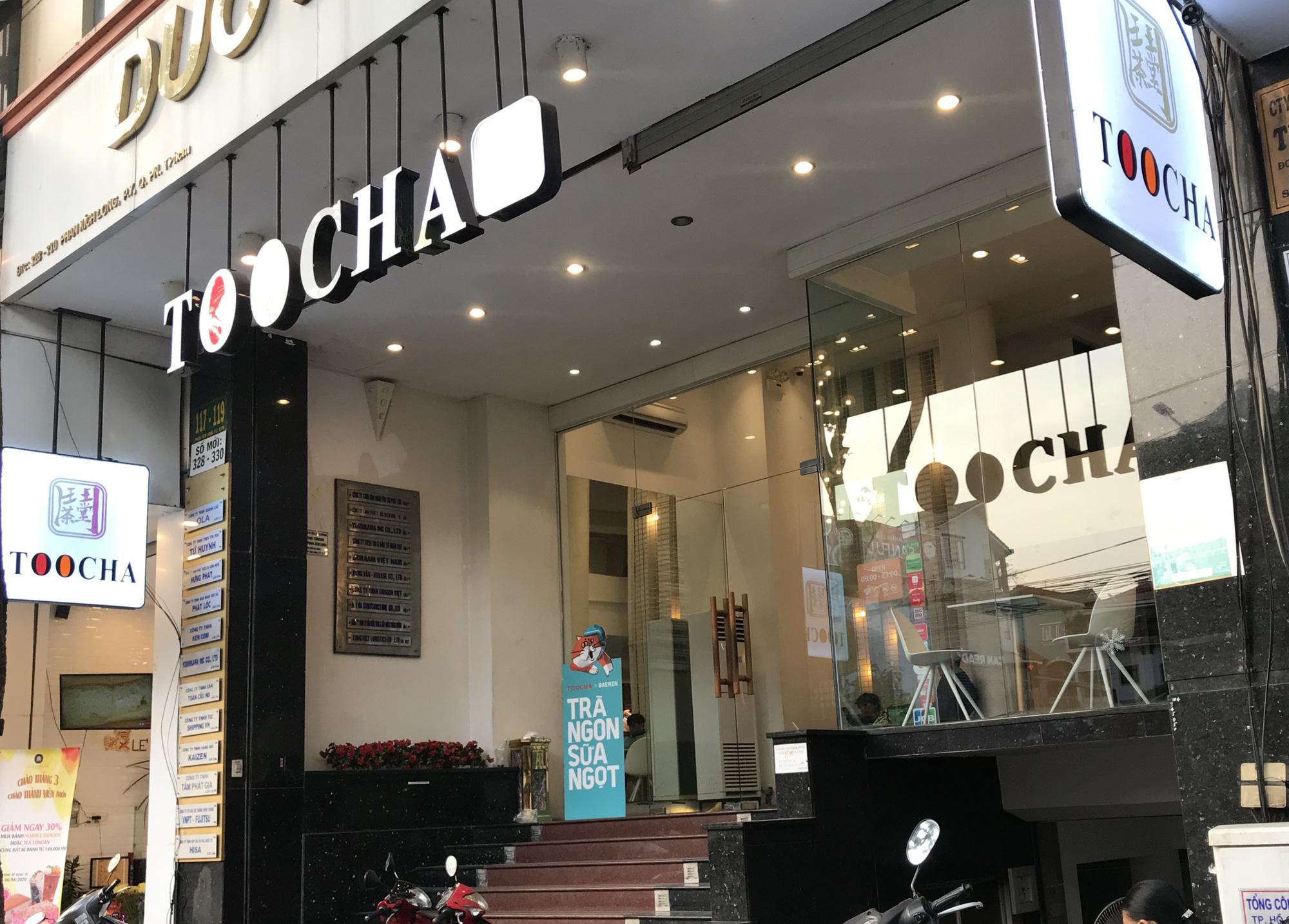 Hình ảnh loạt cửa hàng Toocha, sữa đậu nành Mr Bean của Shark Thủy, thậm chí 7-Eleven cũng đóng cửa vì Covid-19 - Ảnh 10.