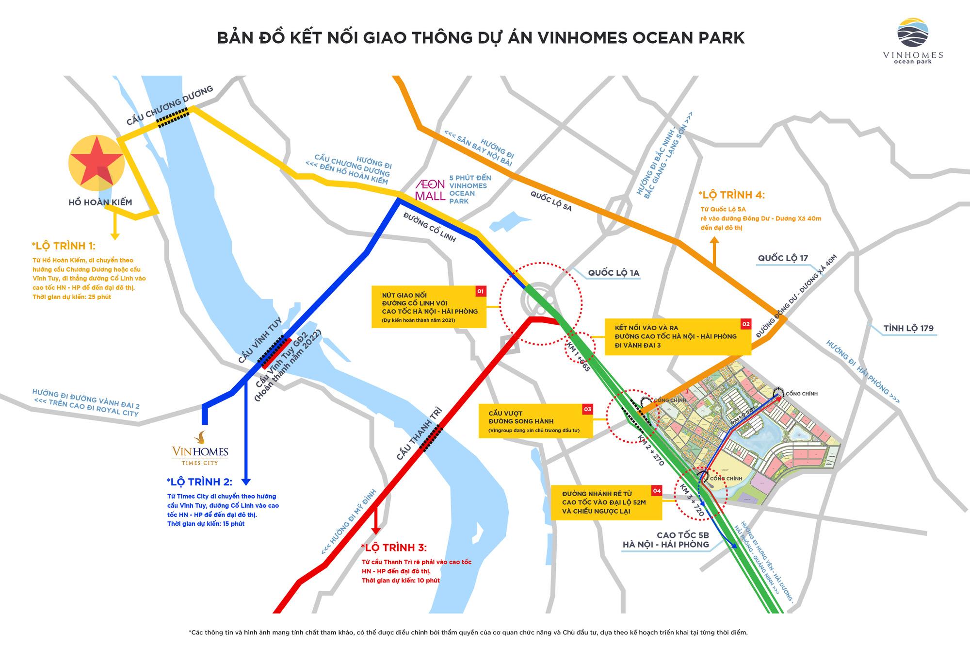 Chuẩn bị lên quận, hạ tầng giao thông huyện Gia Lâm đang thay đổi 'chóng mặt' - Ảnh 15.