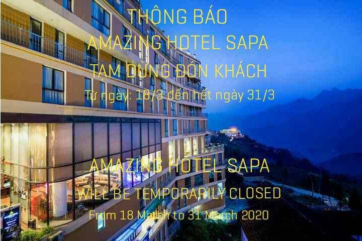 Lào Cai tạm dừng đón khách tham quan, loạt khách sạn, hãng xe du lịch ngừng hoạt động trong mùa dịch corona - Ảnh 3.