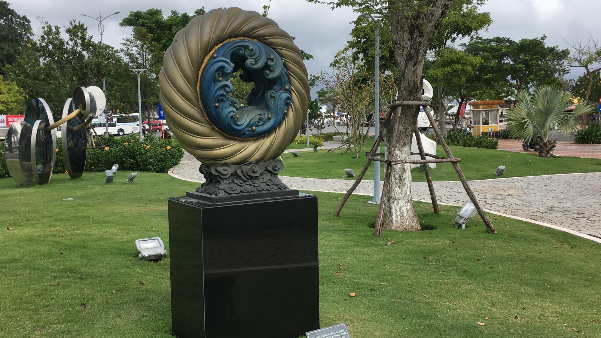 Đà Nẵng thu hồi 2 lô đất vàng, mở rộng Công viên APEC cho người dân vui chơi - Ảnh 1.
