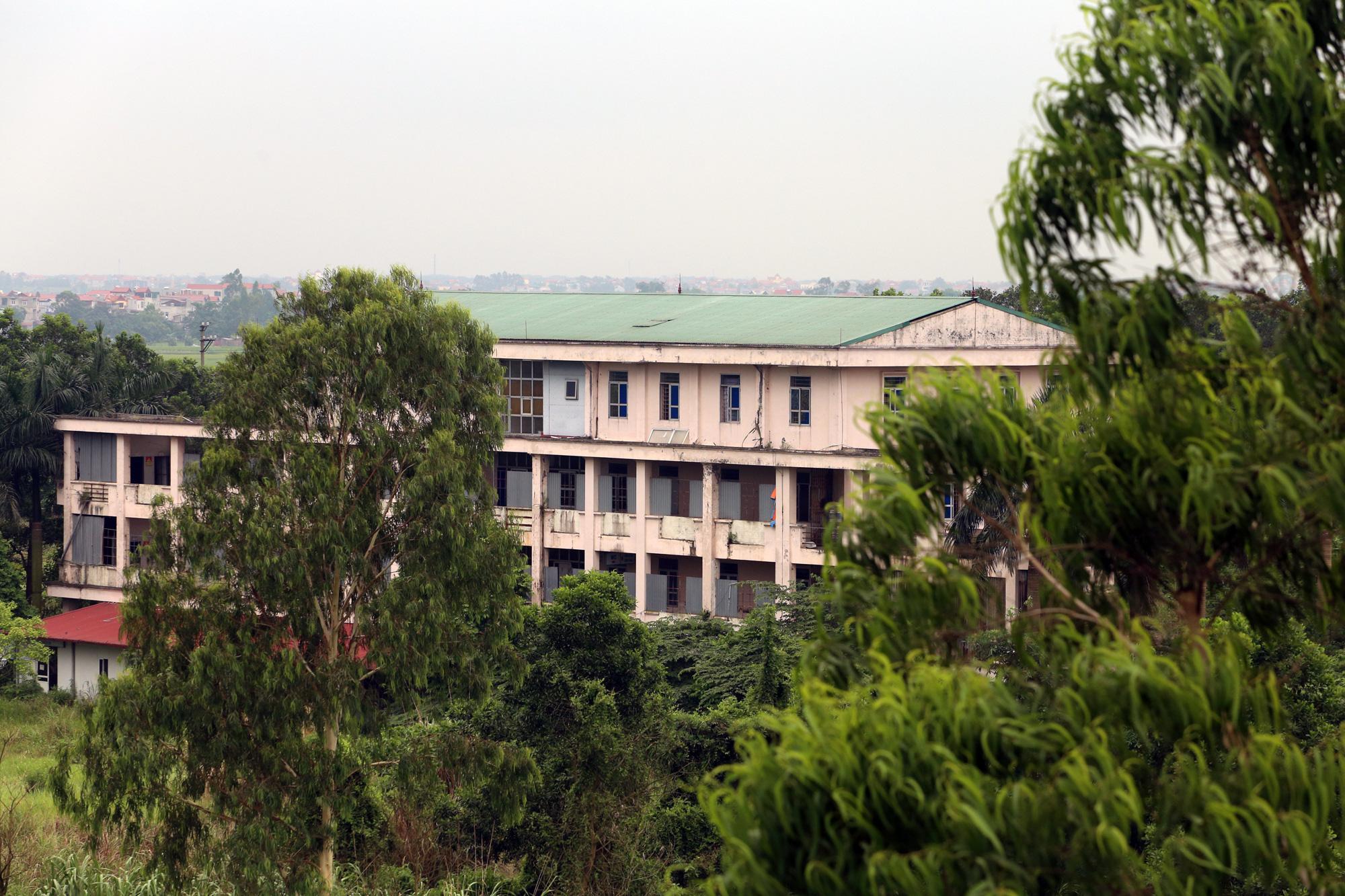 Điểm danh những dự án bệnh viện nghìn tỉ bỏ hoang tại Hà Nội - Ảnh 1.