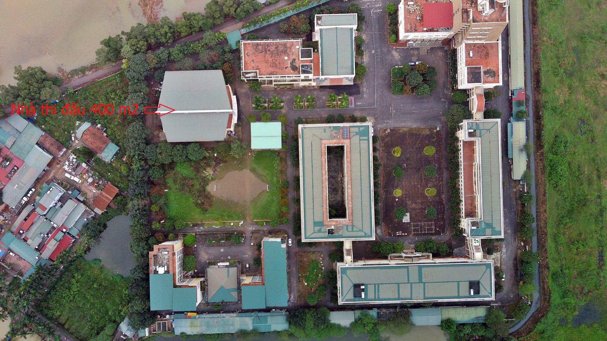 Cận cảnh khu cách li tập trung cho 800 người ở trường Cao đẳng nghề Công nghệ cao Hà Nội - Ảnh 6.