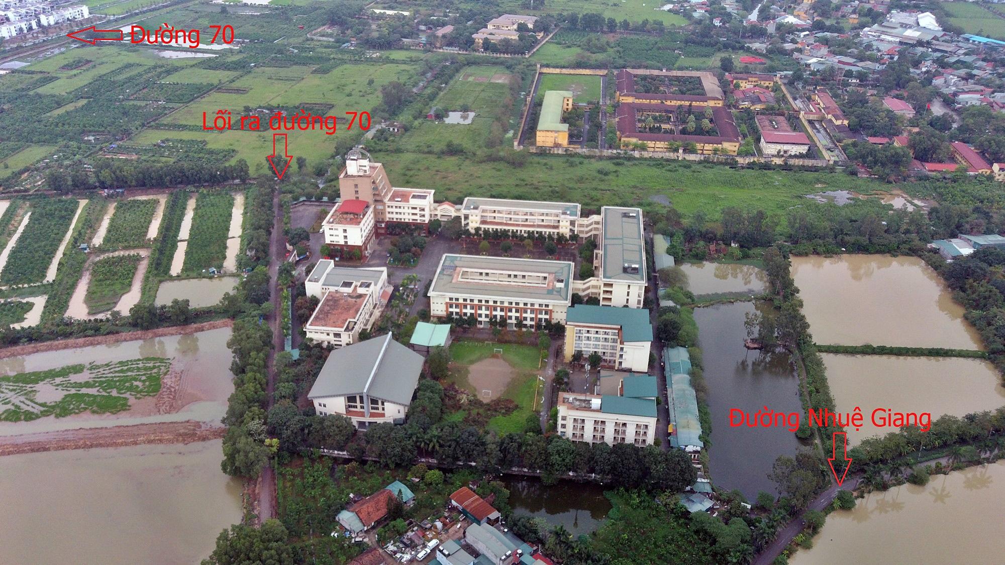 Cận cảnh khu cách li tập trung cho 800 người ở trường Cao đẳng nghề Công nghệ cao Hà Nội - Ảnh 8.