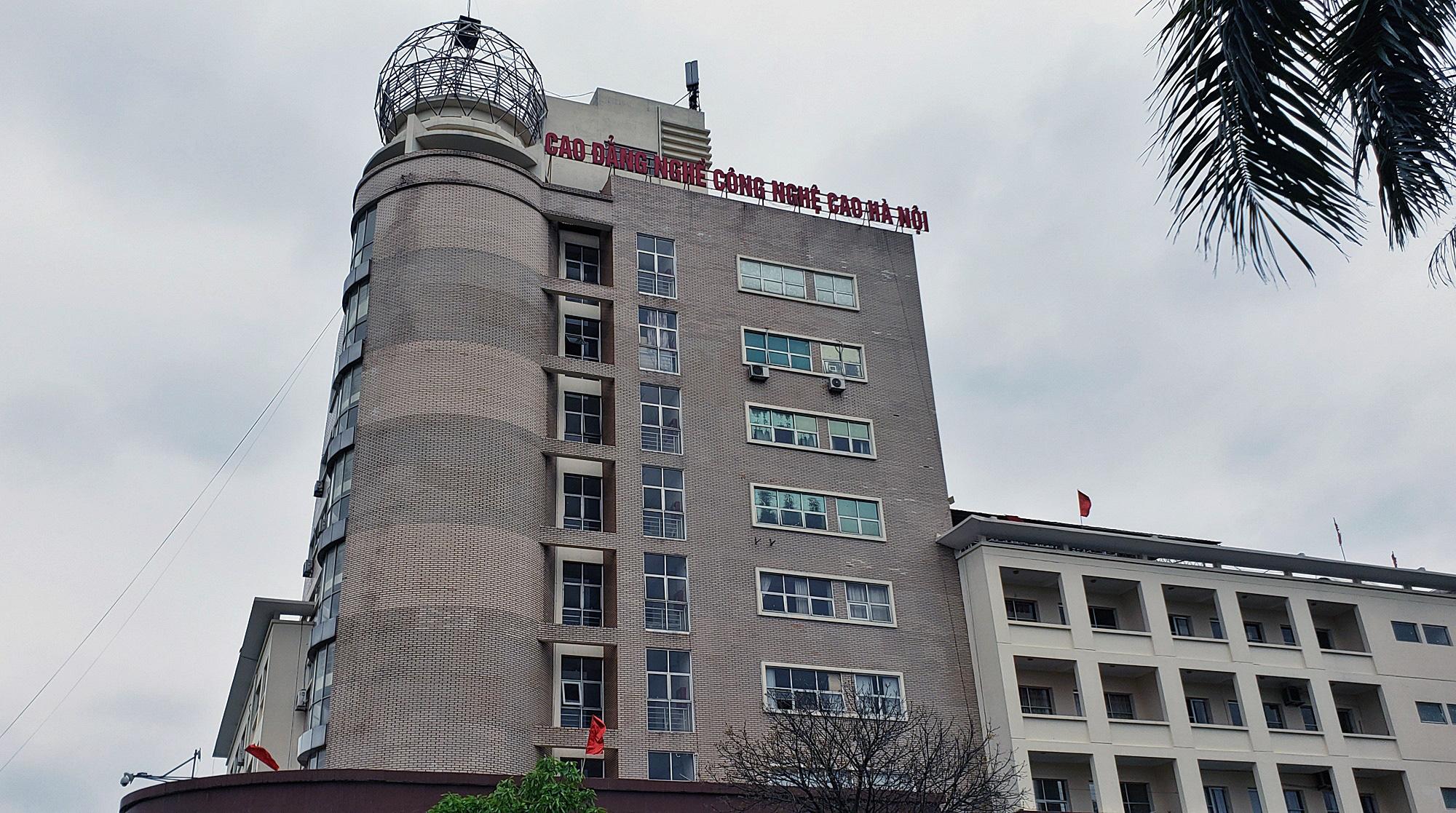 Cận cảnh khu cách li tập trung cho 800 người ở trường Cao đẳng nghề Công nghệ cao Hà Nội - Ảnh 11.