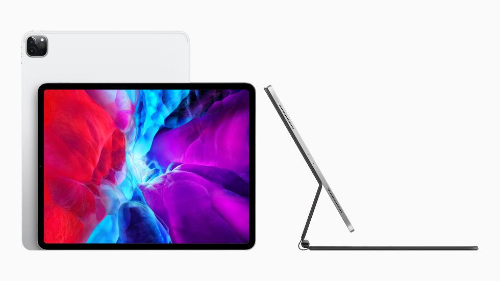 Apple 'lặng lẽ' ra mắt iPad Pro 2020 với siêu camera hỗ trợ LiDAR Scanner - Ảnh 1.