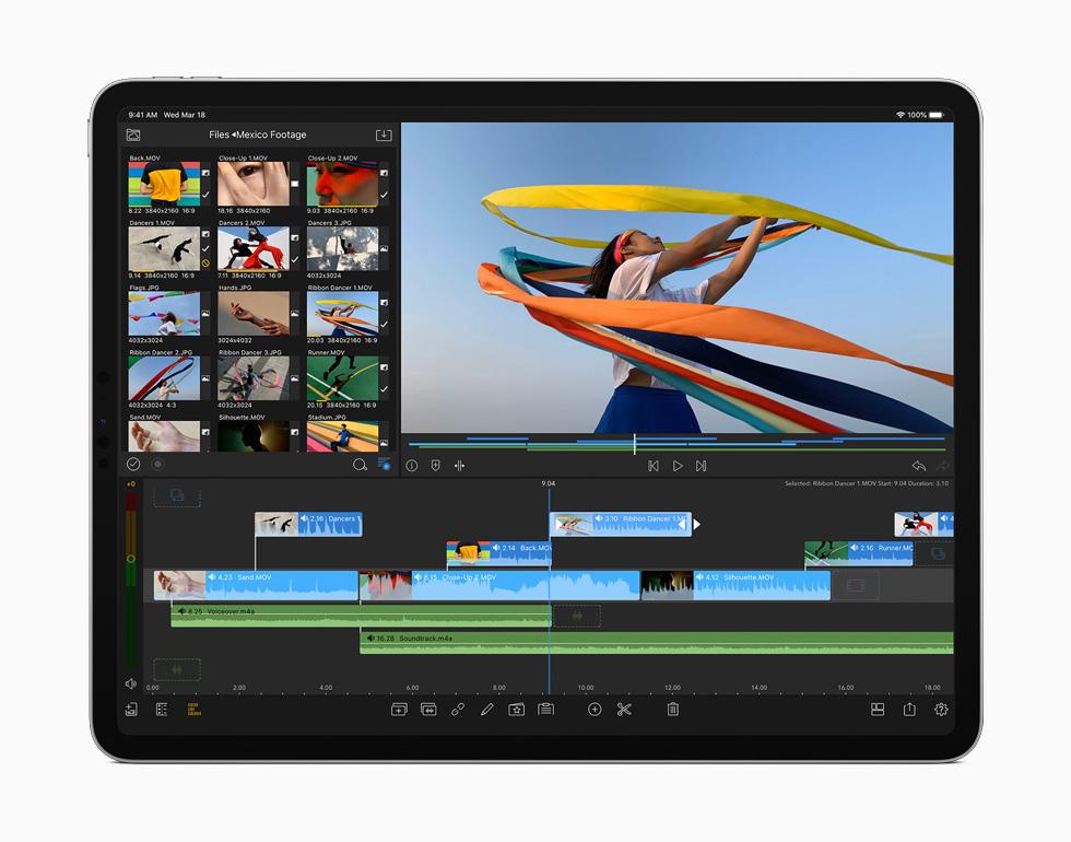 Apple 'lặng lẽ' ra mắt iPad Pro 2020 với siêu camera hỗ trợ LiDAR Scanner - Ảnh 2.
