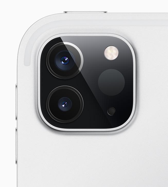 Apple 'lặng lẽ' ra mắt iPad Pro 2020 với siêu camera hỗ trợ LiDAR Scanner - Ảnh 3.