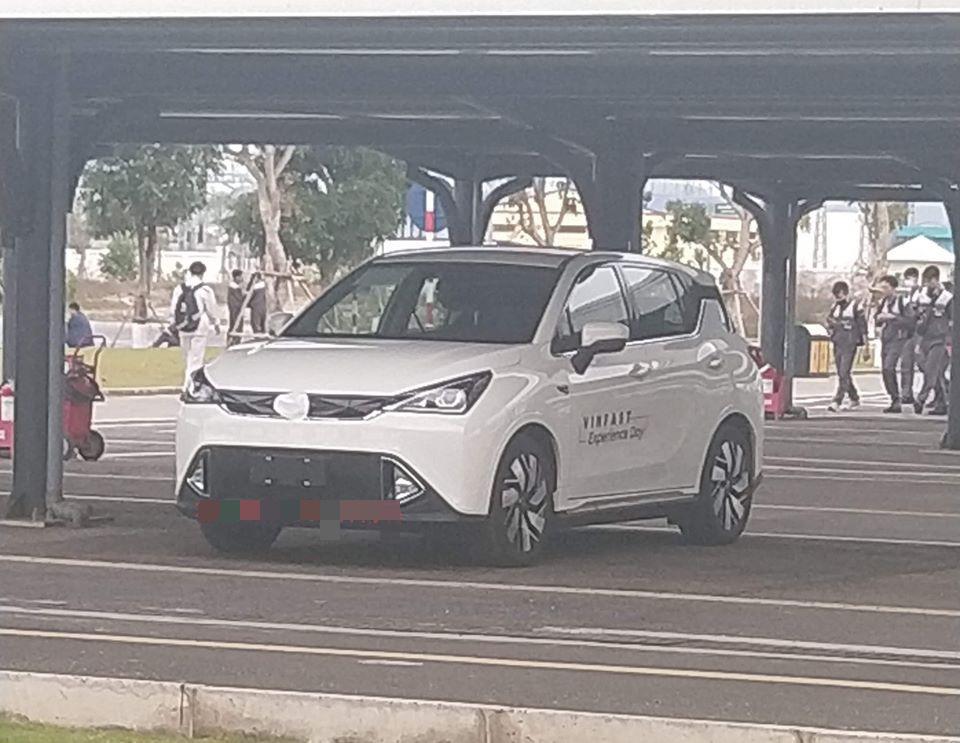 Lộ diện mẫu ô tô điện VinFast đầu tiên tại Việt Nam? - Ảnh 1.