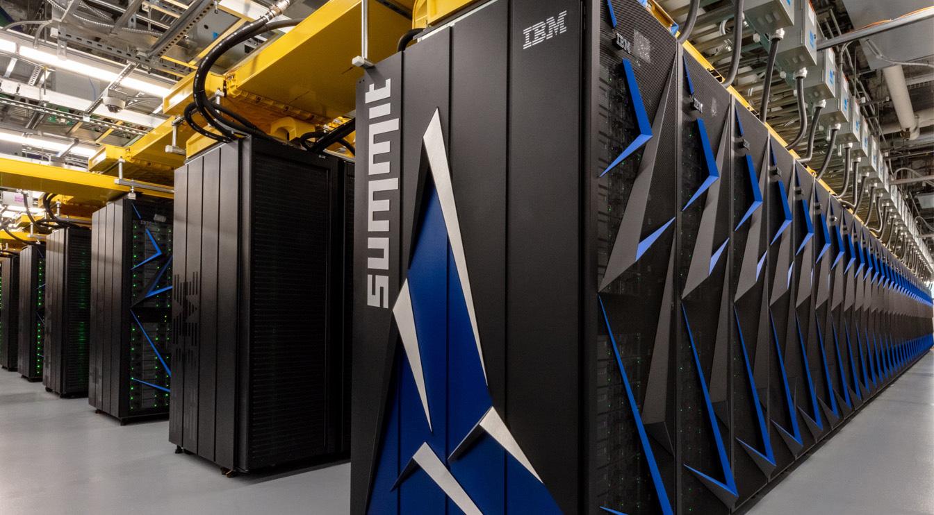 """Siêu máy tính mạnh nhất thế giới sẽ được Mỹ sử dụng để """"trị"""" virus Covid-19 - Ảnh 1."""