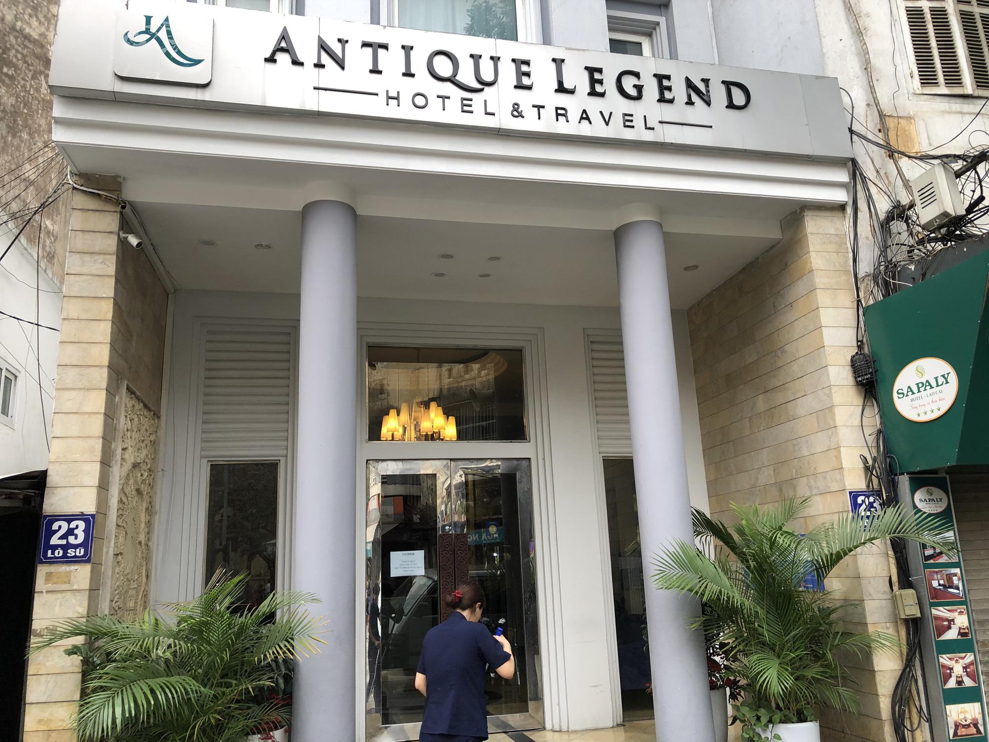 Hàng loạt khách sạn phố cổ Hà Nội đóng cửa, nhiều nơi giảm giá đến 60% để hút khách giữa mùa dịch virus corona - Ảnh 4.
