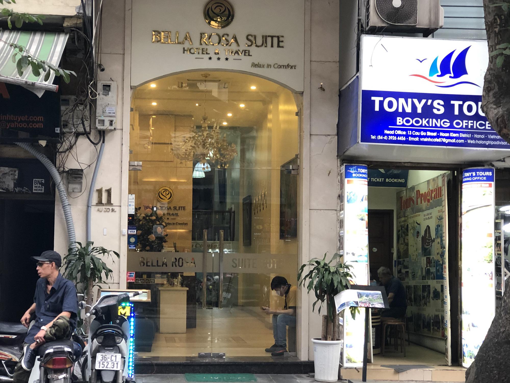 Hàng loạt khách sạn phố cổ Hà Nội đóng cửa, nhiều nơi giảm giá đến 60% để hút khách giữa mùa dịch virus corona - Ảnh 6.