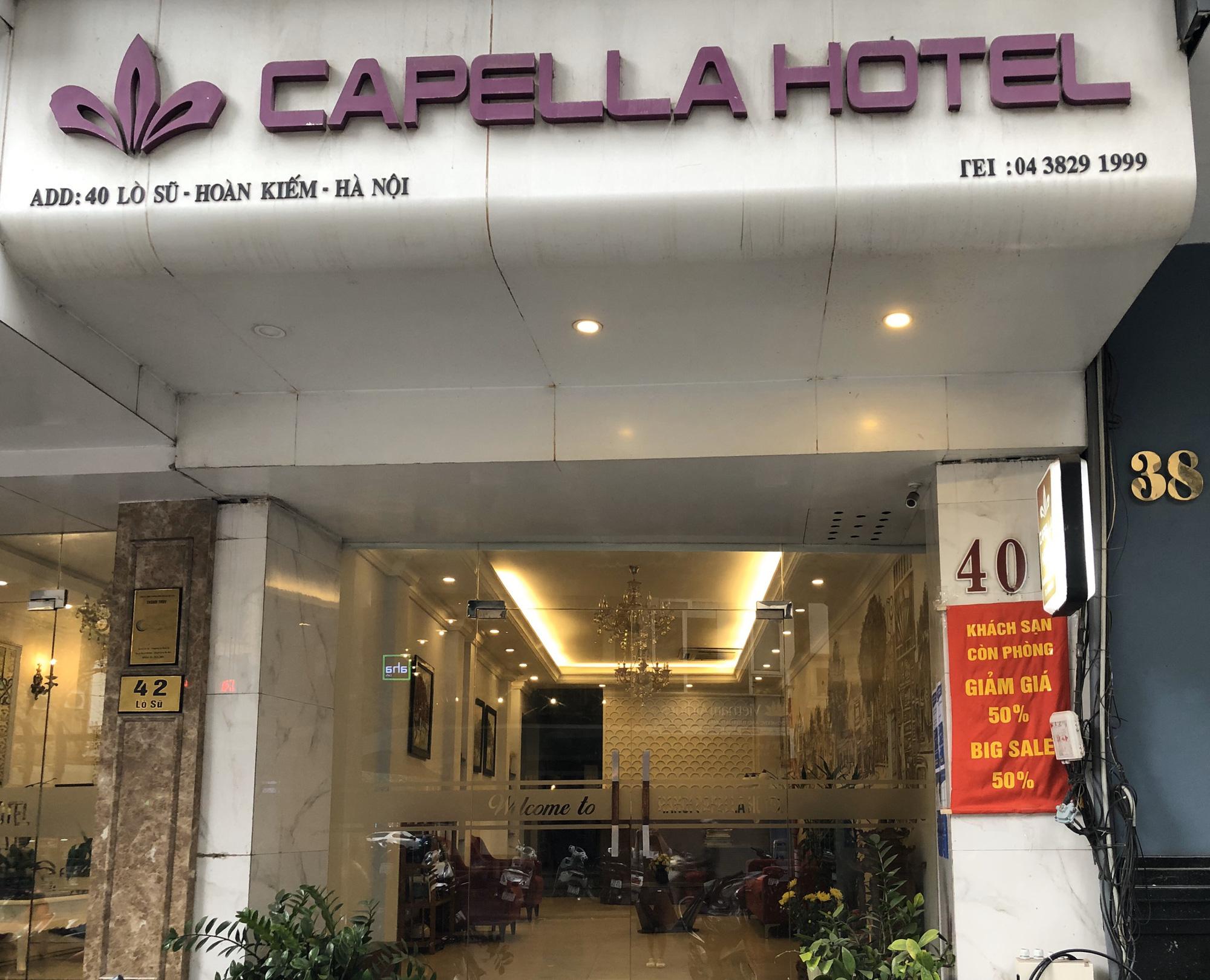Hàng loạt khách sạn phố cổ Hà Nội đóng cửa, nhiều nơi giảm giá đến 60% để hút khách giữa mùa dịch virus corona - Ảnh 10.