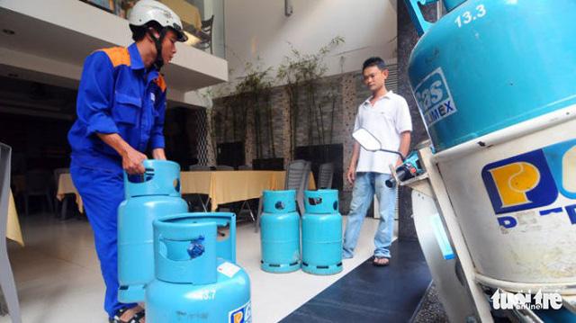 Giá gas tiếp tục giảm mạnh thêm 22.000 đồng/bình - Ảnh 1.