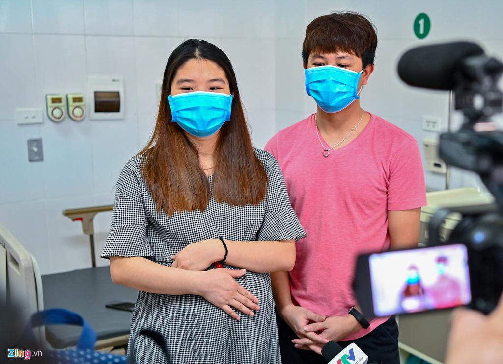 30 công dân Việt Nam trở về từ Vũ Hán được xuất viện - Ảnh 4.