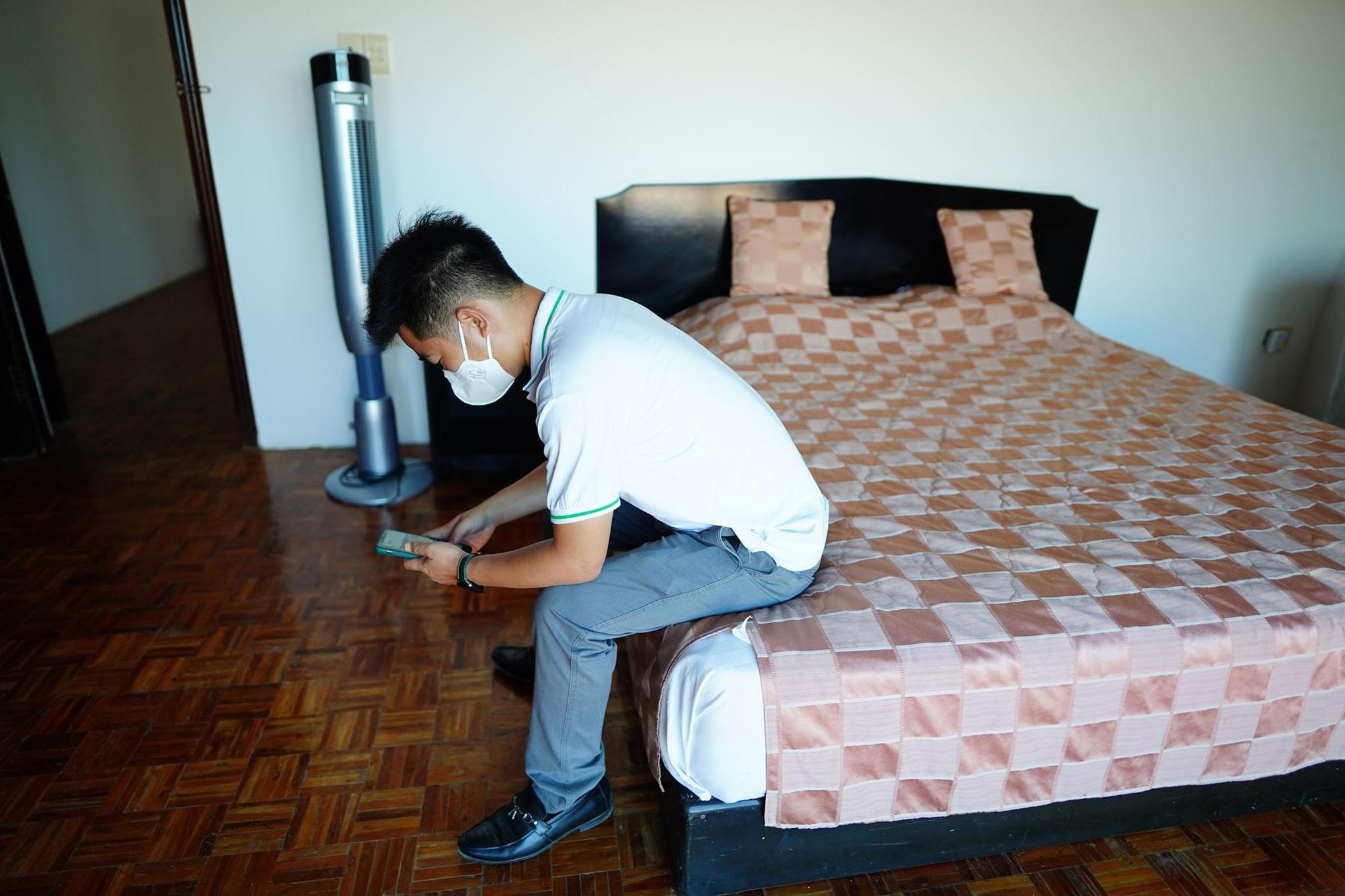 Nhiều người xin được cách li ở resort, khách sạn cao cấp - Ảnh 11.