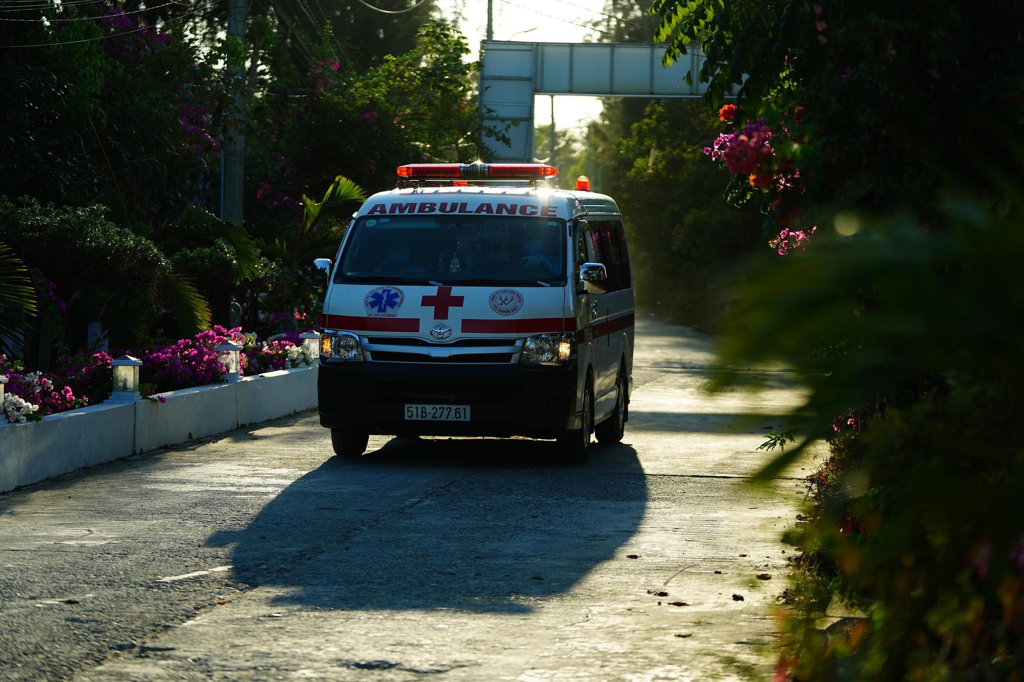 Nhiều người xin được cách li ở resort, khách sạn cao cấp - Ảnh 2.