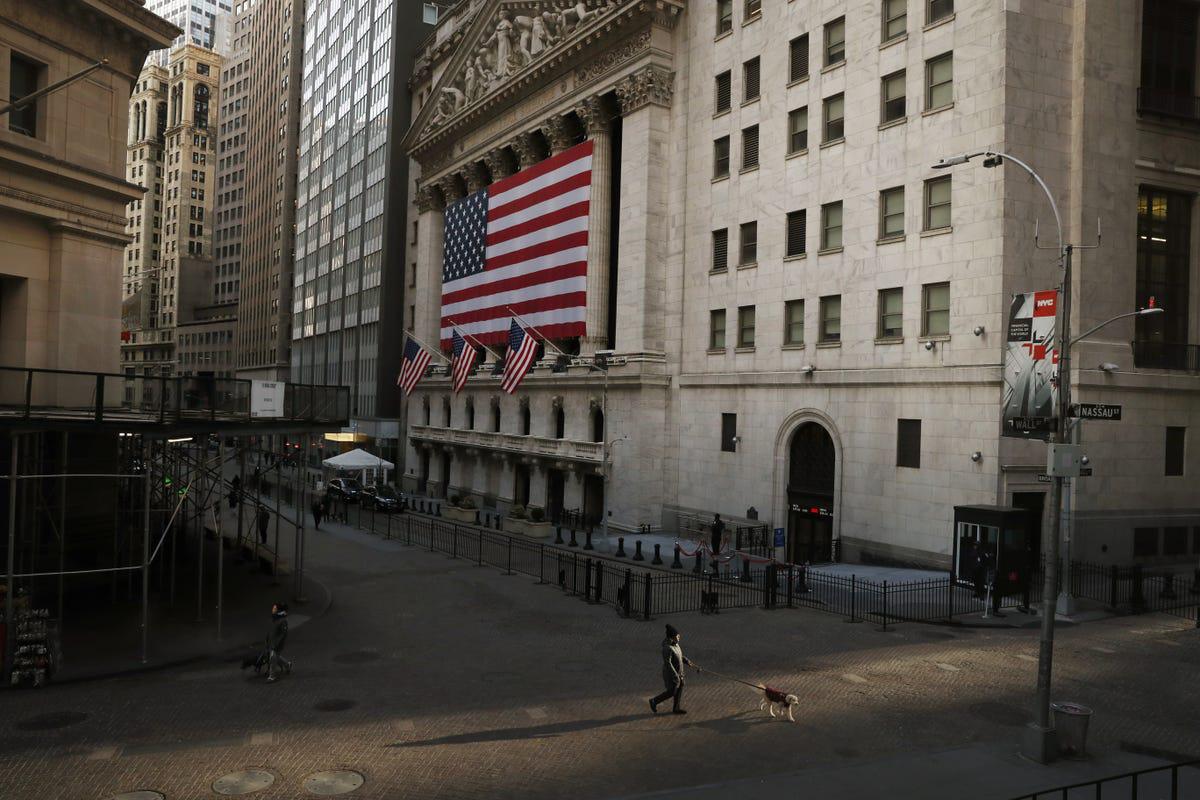 'Thành phố không ngủ' New York đang ngủ yên và ảm đạm vì Covid-19 - Ảnh 3.
