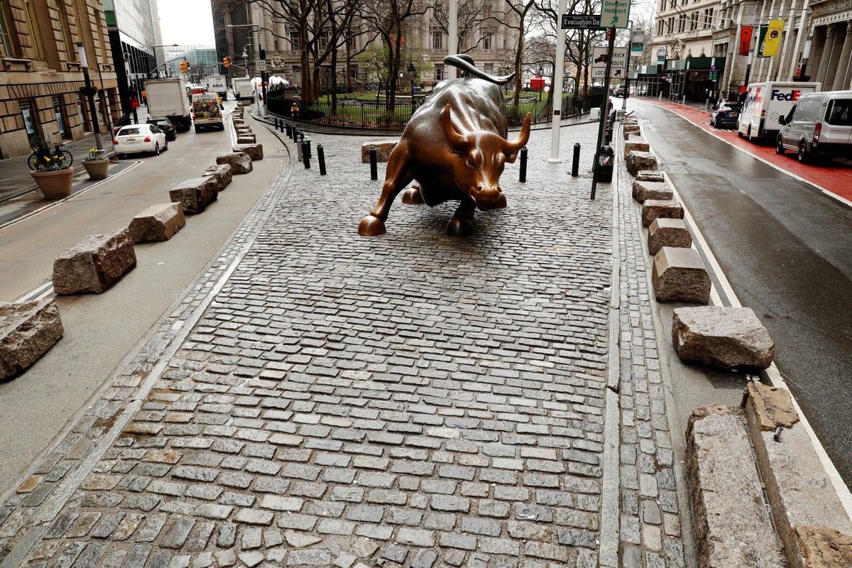 'Thành phố không ngủ' New York đang ngủ yên và ảm đạm vì Covid-19 - Ảnh 5.