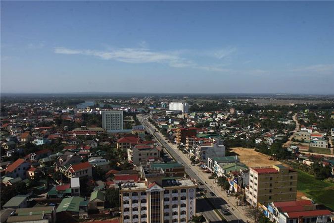 Quảng Trị: Xem xét đề xuất đầu tư 2 dự án nghìn tỉ tại TP. Đông Hà - Ảnh 1.