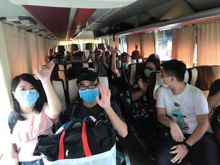 Gỡ chốt cách li tại khách sạn Vanda Đà Nẵng, 36 người được về nhà - Ảnh 1.