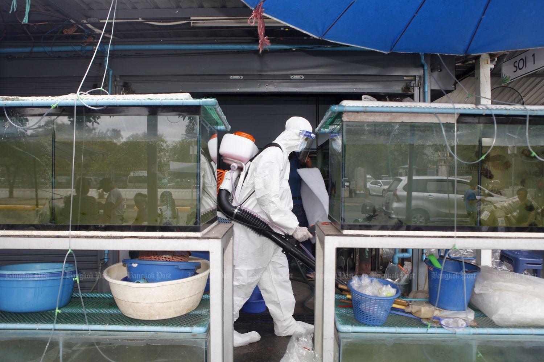 Cập nhật tình hình dịch virus corona ở ASEAN và châu Á ngày 22/3 - Ảnh 1.