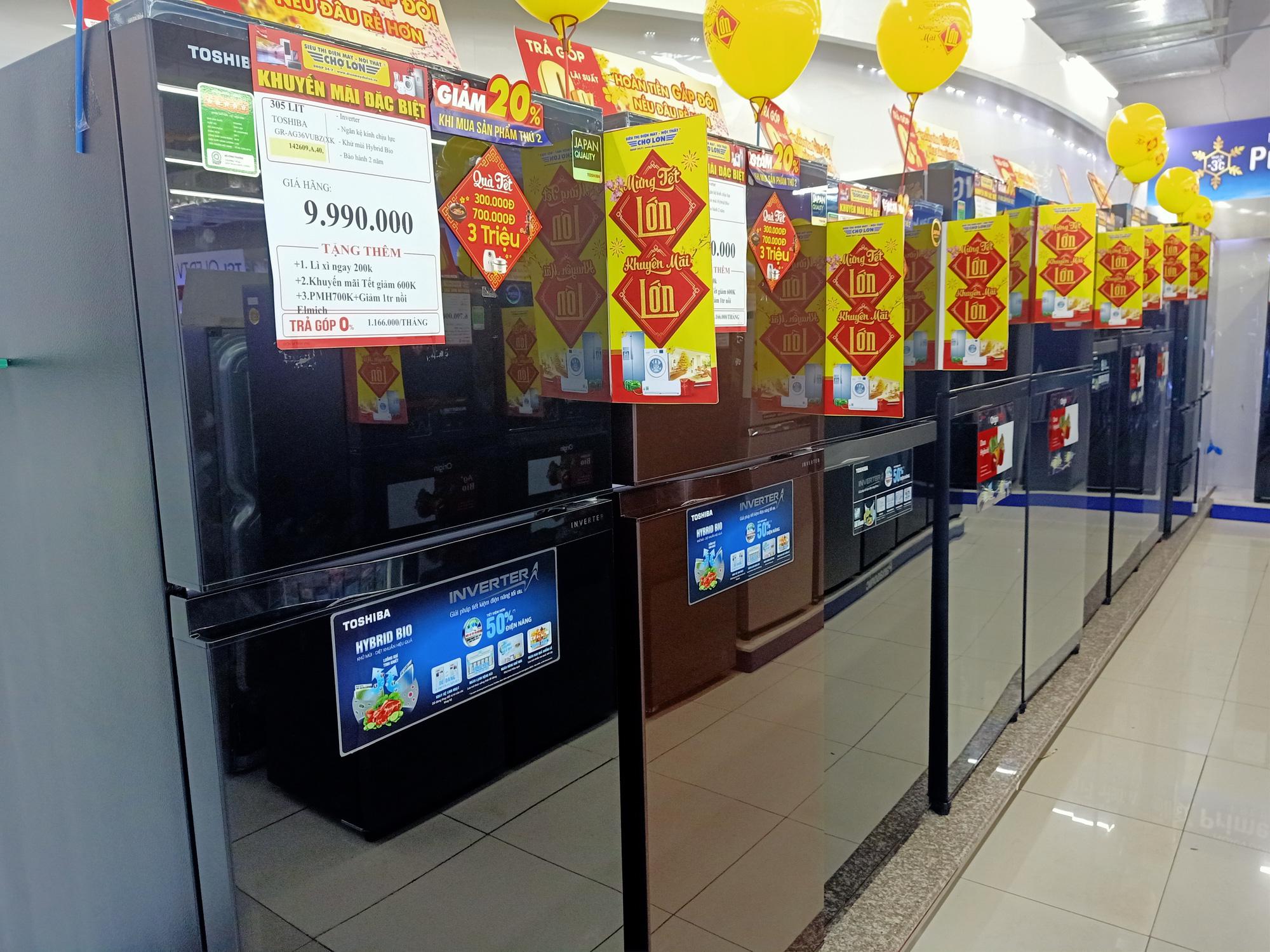Điện lạnh giảm giá tuần này: Máy lạnh, tủ lạnh nhiều ưu đãi - Ảnh 2.