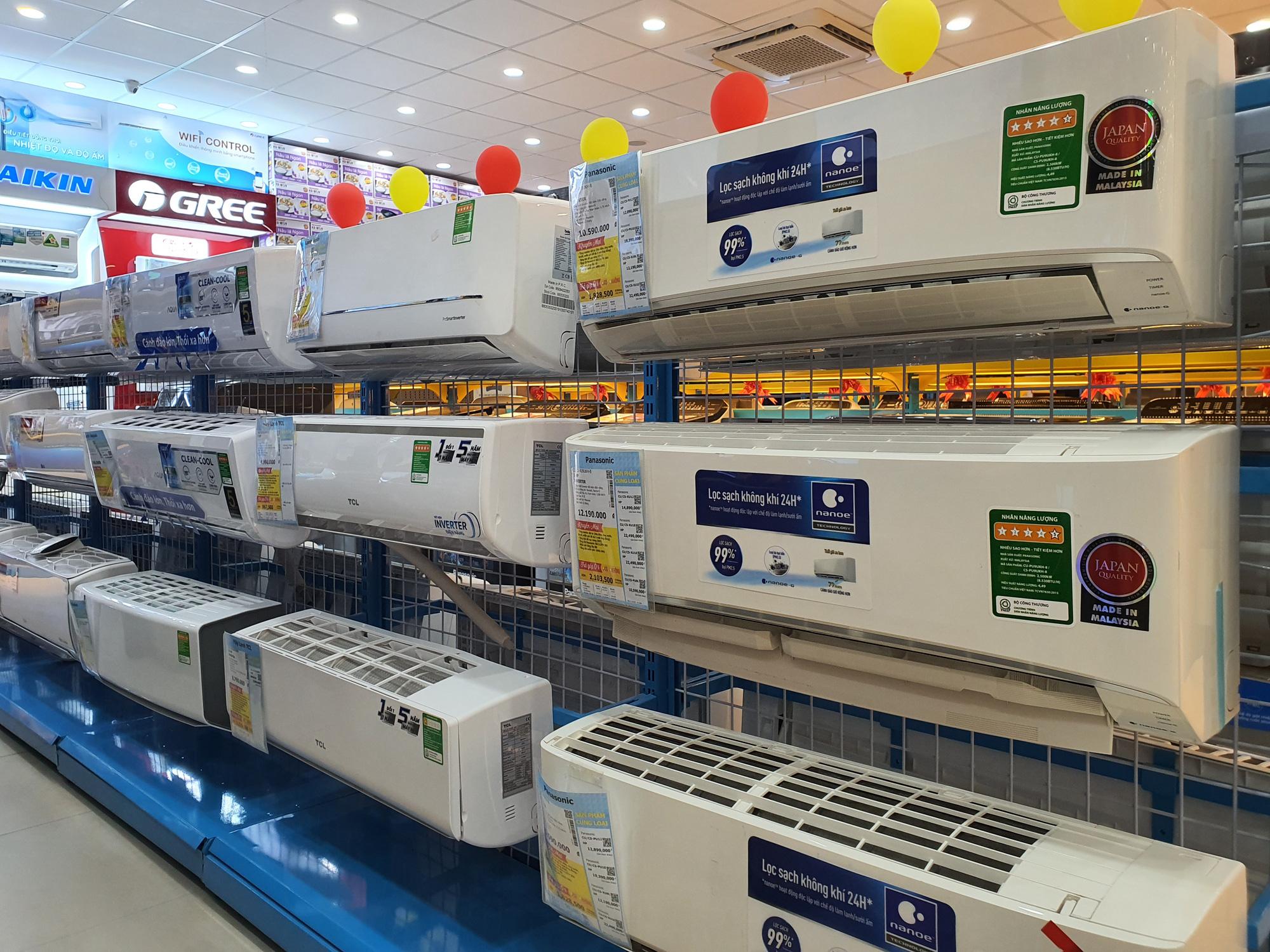 Điện lạnh giảm giá tuần này: Máy lạnh, tủ lạnh nhiều ưu đãi - Ảnh 1.