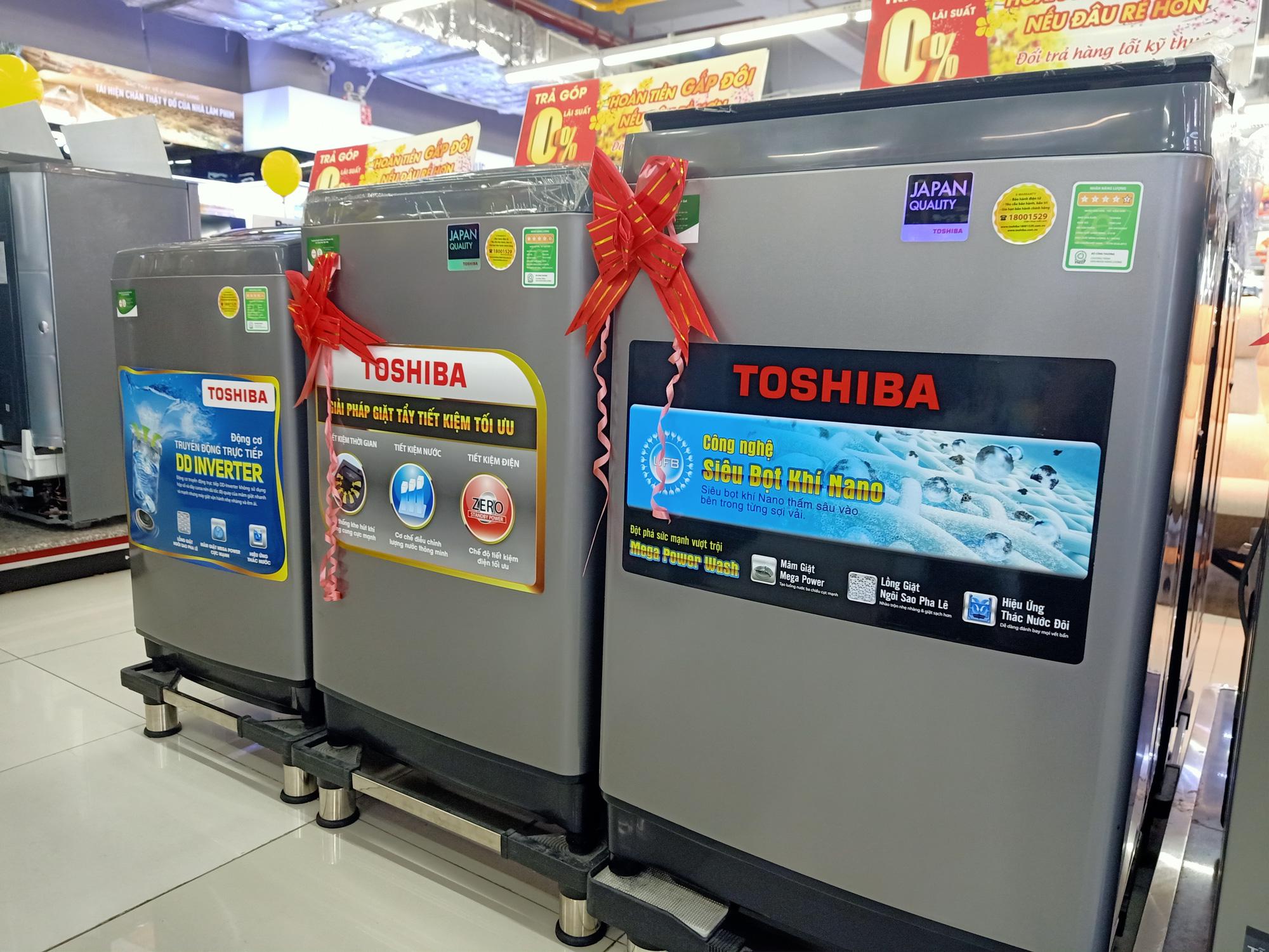 Điện lạnh giảm giá tuần này: Máy lạnh, tủ lạnh nhiều ưu đãi - Ảnh 3.