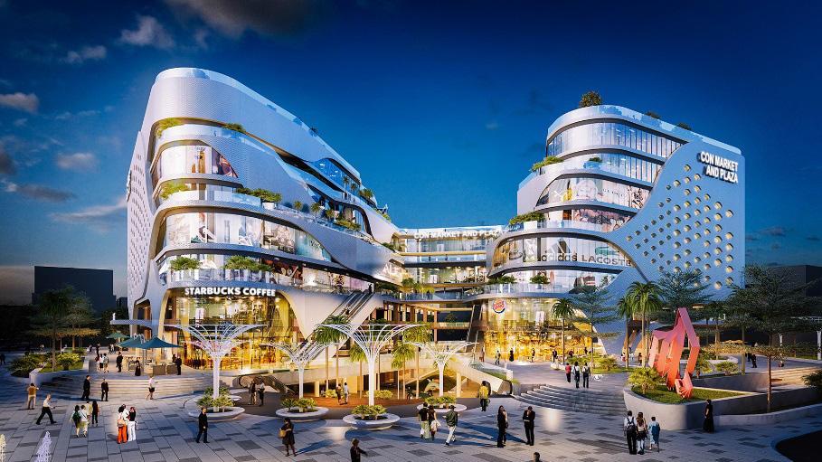 Đà Nẵng công bố các mẫu thiết kế phương án kiến trúc Chợ Cồn - Ảnh 2.