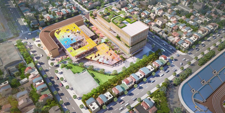 Đà Nẵng công bố các mẫu thiết kế phương án kiến trúc Chợ Cồn - Ảnh 17.